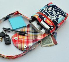 (9) Name: 'Sewing : Zip & Clip  Bag
