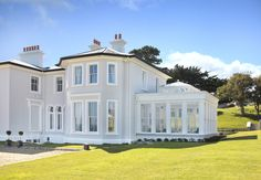 Orangery designed manufactured and fitted to a listed building by Norman Pratt Conservatories Conservatory Design, Listed Building, Conservatories, Norman, Hardwood, Restoration, Mansions, House Styles, Home Decor