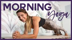 Want to start your day from a place of power & purpose? Join Allie VF for a full body morning yoga flow to FEEL POWERFUL in 20 minutes! Any night owls caught in a cycle of waking up tired and struggling through the day? This girl is raising her hand & bringing you a potent combination of strength building & gentle postures to reset your morning routine and step off the mat as that powerful badass you are. Pin now & flow tomorrow morning! #allievf #morningyoga #20minyoga #yogatofeelpowerful Morning Yoga Stretches, Morning Yoga Flow, Yoga Inversions, Vinyasa Yoga, Yoga Arm Balance, Yoga Routine For Beginners, Beginner Yoga Workout, Bedtime Yoga, Gentle Yoga