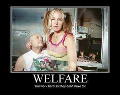 "Welfare Recipient: ""I Get to Sit Home... I Get to Smoke Weed... We Still Gonna Get Paid"" | Minutemen News"