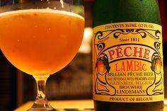 for a dessert drink, i love lindemans peche (peach) lambic belgian beer. so tasty! i always grab a bottle when i visit world market or binny's