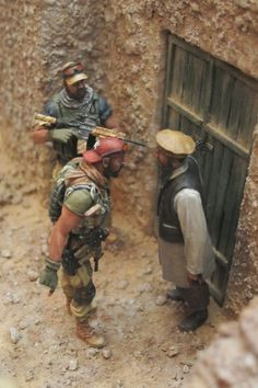 Dioramas and Vignettes: Afghanistan. At the Kabul outskirts, photo #7