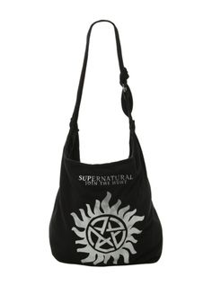 2890c9b365b5 Hobo style bag from Supernatural with the Winchester brothers