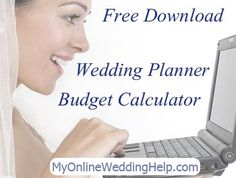 Wedding Planning Checklist and Budget