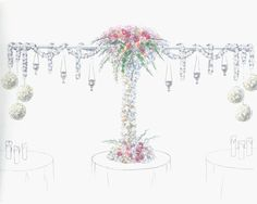 Google Image Result for http://www.brides.com/blogs/aisle-say/pink-green-wedding-flowers-reception-sketch.jpg