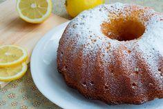 Limoncello Bundt Cake--I love all things lemon! Lemon Desserts, Lemon Recipes, Just Desserts, Delicious Desserts, Cake Recipes, Dessert Recipes, Yummy Food, Lemon Bundt Cake, Lemon Cake Mixes