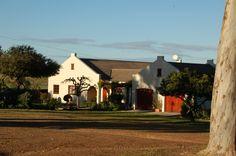 The Main house on the farm