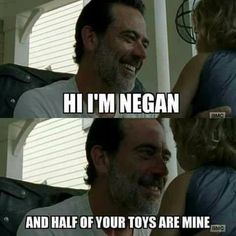 The walking dead funny meme  awesome)