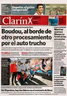 OpinionPublicaSantafesina(ops): diatios de la argentina de hoy 20 de junio dia del...