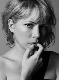 Michelle Williams // by Mark Abrahams