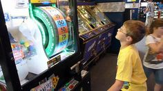 The Amazing Road Trip Arcade Game $150 Gift Card Winner