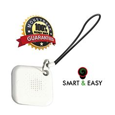 Wireless Bluetooth Key Finder Locator 40 For Pets Kids Bag Car Keys Mobile phone Wallet Key Antilost Finder  Smart  Easy Slim Tracker -- Want to know more, click on the image.