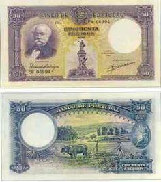 50 escudos, 1936