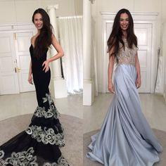 Catriona shearer black dress