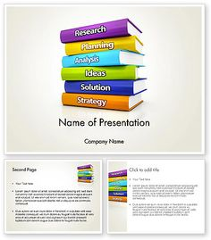 environmental target powerpoint template | powerpoint templates, Modern powerpoint