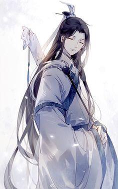 Imagenes Mo dao zu shi part 2 - Song lan x Xiao xingchen - Página 2 - Wattpad Boys Anime, Manga Anime, Anime Art, Pandaren Monk, Life Image, Chinese Drawings, Japon Illustration, Handsome Anime, China Art