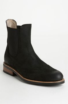 J.D. Fisk 'Neal' Wingtip Chelsea Boot available at Nordstrom, Was: $219.00Now: $129.9040% OFF