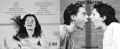 THE SMITHS ALTERNATIVE ALBUM COVER. FAN ART