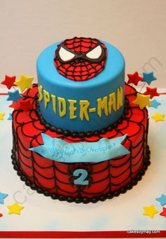 Image result for birthday cake designs for 6 year old boy