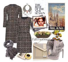 """Fall Footwear"" by fantasiegirl ❤ liked on Polyvore"