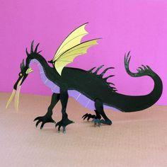 Tabletop Dragon | Disney Family