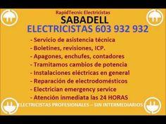 Electricistas SABADELL 603 932 932 Baratos