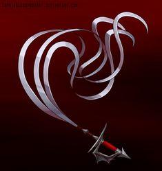 Extra: Weapon, urumi by SophiaBlackwoodArt.deviantart.com on @DeviantArt