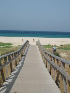 perchè la spiaggia incantata  ce l'ho nel cuore Tarifa, Cádiz, Costa de la Luz
