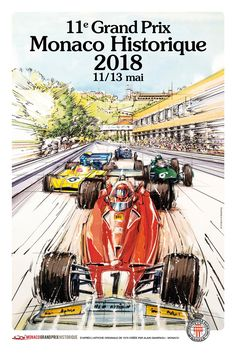 Grand Prix de Monaco Historique 2018 : a new dimension ! The next Grand Prix de Monaco Historique will [...]
