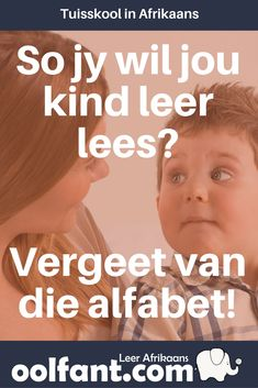 So jy wil jou kind leer lees?Vind uit wat die geheim is van leessukses. Education Quotes, Kids Education, Afrikaans Language, Spelling For Kids, Reading Posters, Afrikaans Quotes, Toddler Development, School Posters, Teaching Aids