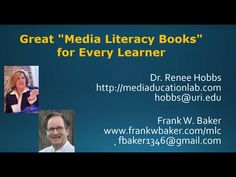 Webinar: Great Media Literacy Books for Every Learner | National Association for Media Literacy Education