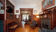 Brooklyn New York row house Victorian interior by techpro12, via Flickr
