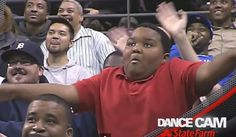 Young Fan & Usher Engage in Incredibly Awesome Impromptu Dance Battle LOVE this!  Have fun, everyone!