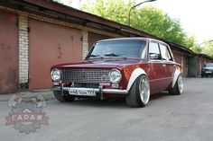 ВАЗ Lada 2101 V8