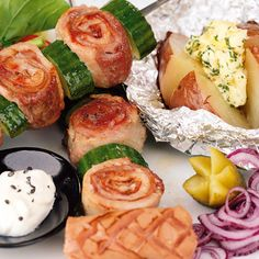 Skewers, Grilling, Cooking Recipes, Ethnic Recipes, Food, Wedding, Gastronomia, Recipes, Essen