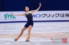Zijun Li(China) : Cup of China 2015
