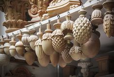 Collection of finials Home Decor Accessories, Decorative Accessories, Wood Crafts, Paper Crafts, Newel Posts, Carving Designs, Small Furniture, Wood Turning, Wood Art