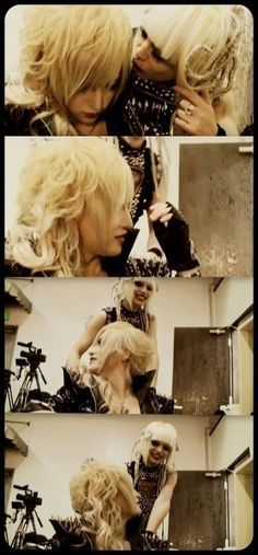 Meto and MiA...I seriously love the two of them, they're ridiculously adorable!