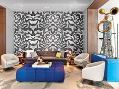Meyer Davis Studio Hits the Right Notes at Le Méridien New Orleans | Projects | Interior Design