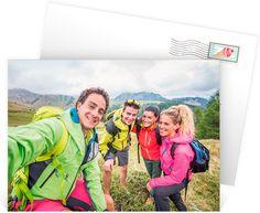 Carte postale personnalisée pour évoquer à vos proches vos meilleurs souvenirs sportifs, ref N14170