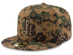 13803556ff2 Tampa Bay Rays New Era Mens Hat