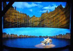 Fiddler set design Set Design Theatre, Stage Design, Fiddler On The Roof, Flying Dutchman, Theatre Stage, Stage Set, Scenic Design, Drops Design, Design Elements
