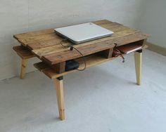 Pallet tea table