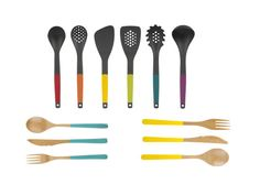 Whether you're looking for a classic, bamboo utensil set or a sleeker modern style, look no further than Core Home.