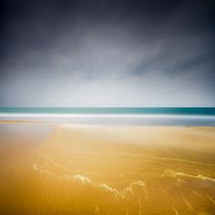 Sand, sea and sky.: by Mathieu Lasserre #Photography #Digital #Nature #Scenery #Waterscape