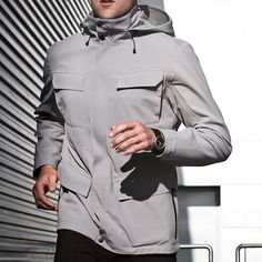 The Eiger    Limited Edition    Waterproof Field Jacket    the classic  military field jacket updated with all the modern advantages of technical  outerwear. 7fbb750620
