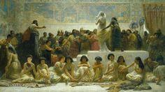 Babylonian marriage market - Mesopotâmia – Wikipédia, a enciclopédia livre