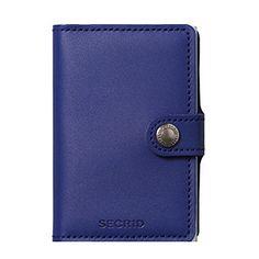Secrid Miniwallet Cardprotector Rfid Kartenbörse Geldbörse Original Bordeaux Geldbörsen & Etuis