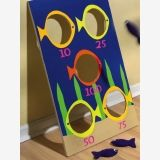 Fish Bean Bag Toss Game