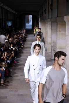 Hermes Men Spring Summer 2013